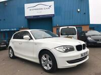 2009/59 BMW 118d SE 5dr # 12 MONTHS MOT # VERY TIDY # £20 A YEAR ROAD TAX # CAT C