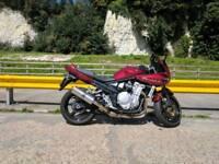 Suzuki Bandit 650 09 Abs