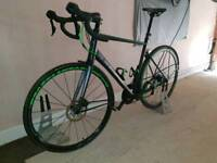 Cube Attain SL road bike