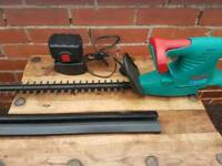 Bosch, AHS-41ACCU,cordless hedge trimmer with charger