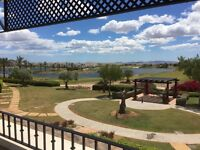Apartment for sale in Murcia, Spain in golf complex, 15 minutes from Murcia airport.
