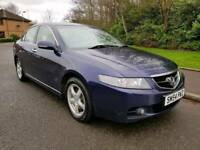2005 54 HONDA ACCORD 2.2 CDTI DIESEL EXECUTIVE * ONE FORMER KEEPER *