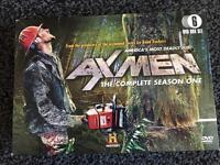 Ax Men season one on DVD