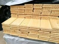 25mm x 165mm T&G Floorboard