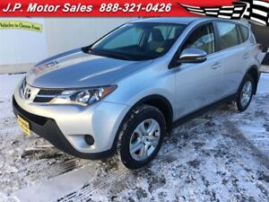 2014 Toyota RAV4 LE, Automatic, Steering Wheel Controls, AWD