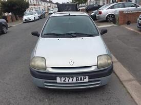 1999 Renault Clio RT Automatic 1.6 Petrol 5dr Hatchback Grey Panoramic Roof