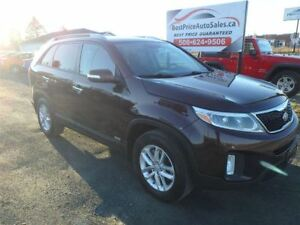 2015 Kia Sorento EX V6! AWD! HEATED SEATS! CERTIFIED!