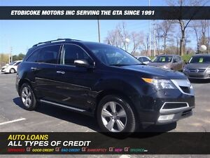 2013 Acura MDX LEATHER / SUN-ROOF