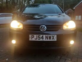Volkswagen Golf 54 Reg GT TDI 2.0 Cheap Bargin VW