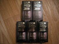 CND Shellac Xpress 5 Top Coat - 5 bottles, unopened, genuine CND