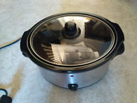 Slow cooker - never used