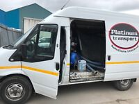 Ford transit van and compressor for sale