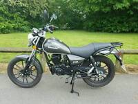 Lexmoto zsb 125 2015 Legal learner 178 miles from new
