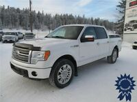 2011 Ford F-150 Platinum SuperCrew 4WD - 3.5L V6 - 54,069 KMs