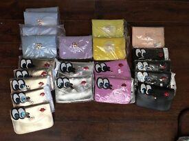 Joblot of 19 shoulder bags