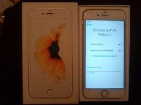 I phone 6S Gold 16g