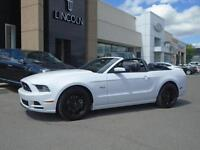 2014 FORD Mustang Convertible GT MANUELLE