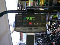 Ex Bannatyne gym precor cross trainer.
