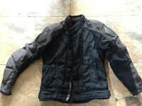 Hein Gericke waterproof motorcycle jacket - goretex