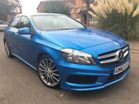 2013 (63) MERCEDES-BENZ A180 1.8 AMG CDi AUTO BlueEFFI 7G-DCT CHEAPEST IN THE COUNTRY self park