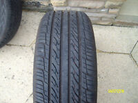 Rover 25 Alloy Wheels and Tyres 185/55/15