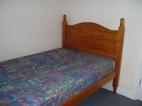 Bargain, For Sale, Single Pine Bed