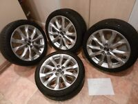 """Mazda 3 18"""" Sport Alloy Wheels and Tyres"""