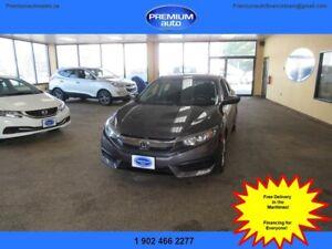 2018 Honda Civic LX $159 B/W OAC