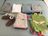 3/4 years boy clothes bundle