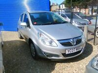 Vauxhall cora automatic only 27.000 miles one owner