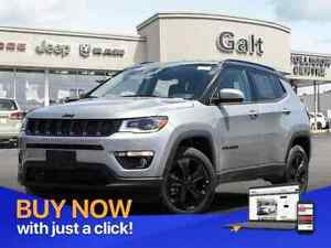 2019 Jeep Compass ALTITUDE 4X4 | NAV UCONNECT PWR LIFTGATE