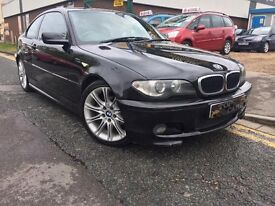 """BMW 320 D M SPORT COUPE""""""""54PLATE """"""""19 INCH M SPORT ALLOYS!!!"""