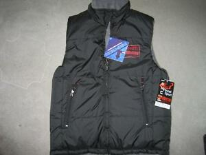 BRAND NEW - PINZEL REVERSIBLE VEST - YOUTH M