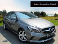 Mercedes-Benz A Class (grey) 2017-06-20
