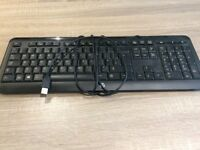 HP USB Keyboard - NEW