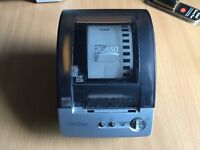 Brother P-Touch QL-550 - Label printer - B/W - direct thermal - Roll (6.2 cm)