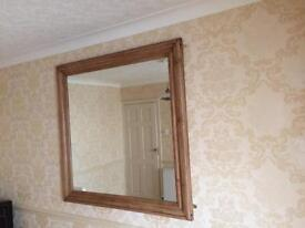 Large mirror for sale 50inch square