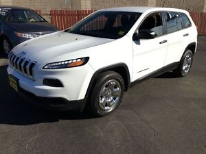 2015 Jeep Cherokee Sport, Automatic