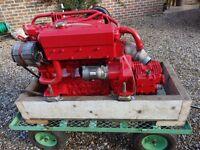 Beta Marine 50HP Inboard Engine