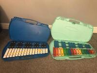 Glockenspiels buy two £20 or one for £11