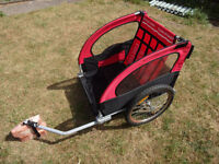 Childrens Bicycle Trailer / Stroller