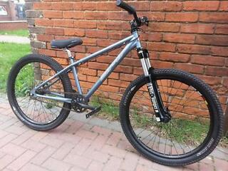 DMR Sidekick 2 Jump Bike (Mountain, Jump, Street, Trail Bike) Not Specialized, Kona, Giant.