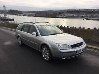 FORD MONDEO ESTATE 2002 AUTOMATIC