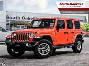2018 Jeep All-New Wrangler Unlimited Sahara | DUALTOP | HEATED L