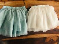 2 H&M skirts