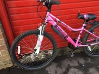 """Apollo Recall 24"""" Junior Moutain Bike £100"""