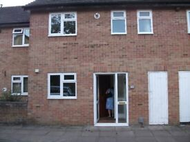 Unfurnished 3 bedroom house to rent Bowthorpe.