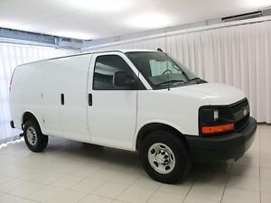 2016 Chevrolet Express 3/4 TON CARGO Lease from $199 bi-wkly / $