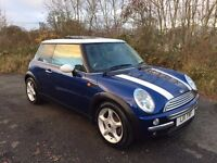 L@@K MINI COOPER ** YEARS MOT**LOW MILES**F.S.H*SERVICED*NEW TYRES*NEW BRAKES*MUST BE SEEN**