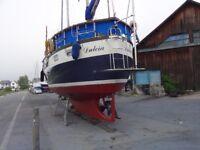 Nauticat 33 Mk 2 Motorsailer 1978